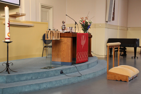 Koster diensten in de Opstandingskerk