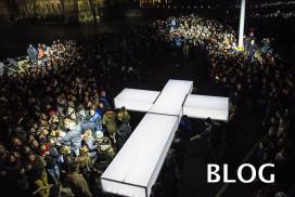 BLOG: Het grote witte kruis