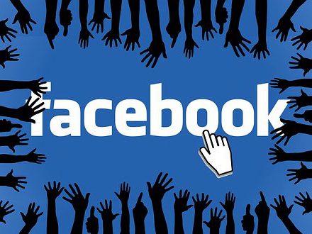 Actief op Facebook