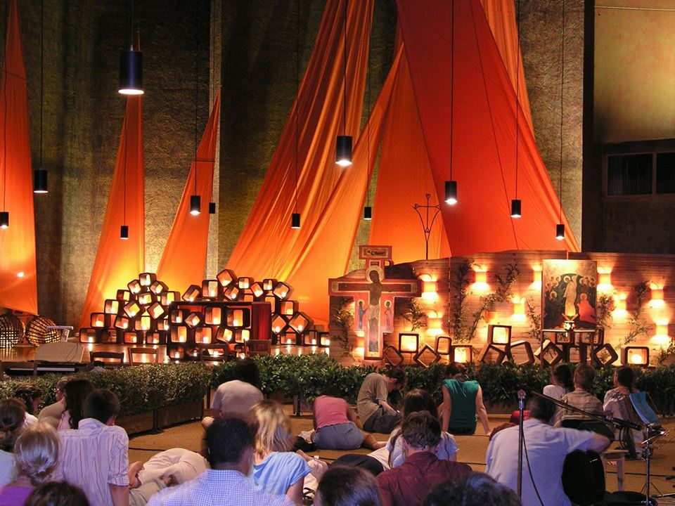 Blog: participeren in Taizé
