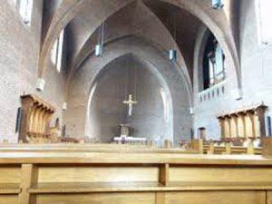 Catechisanten naar het klooster