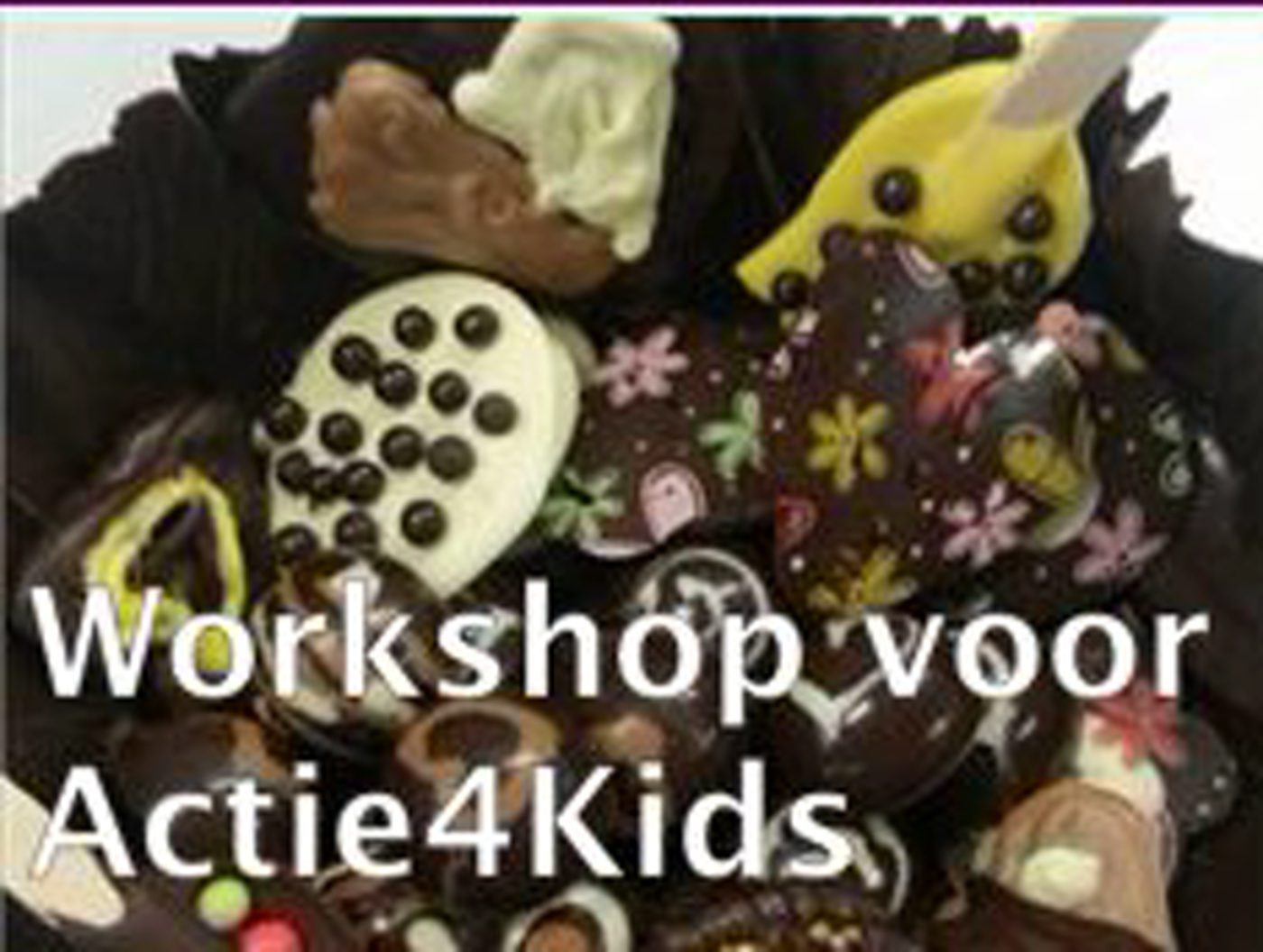 21 april – Actie4Kids workshop