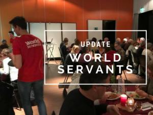 Update van de World Servants