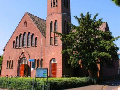 Kerkdienst Opstandingskerk