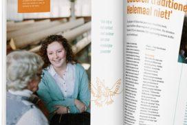 Blog: Petrus, magazine over geloof, hoop en liefde..