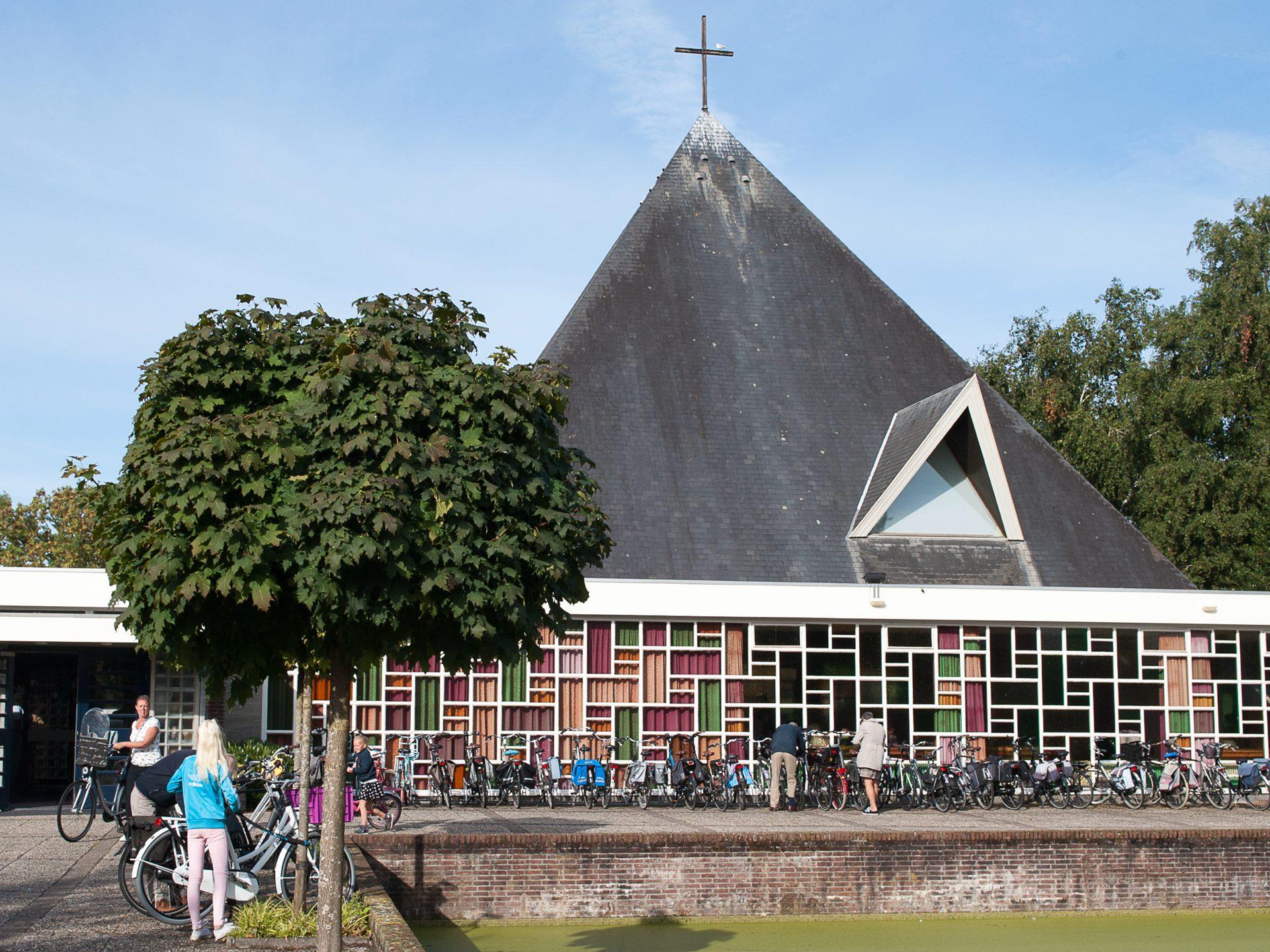 kerkdienst Kruiskerk