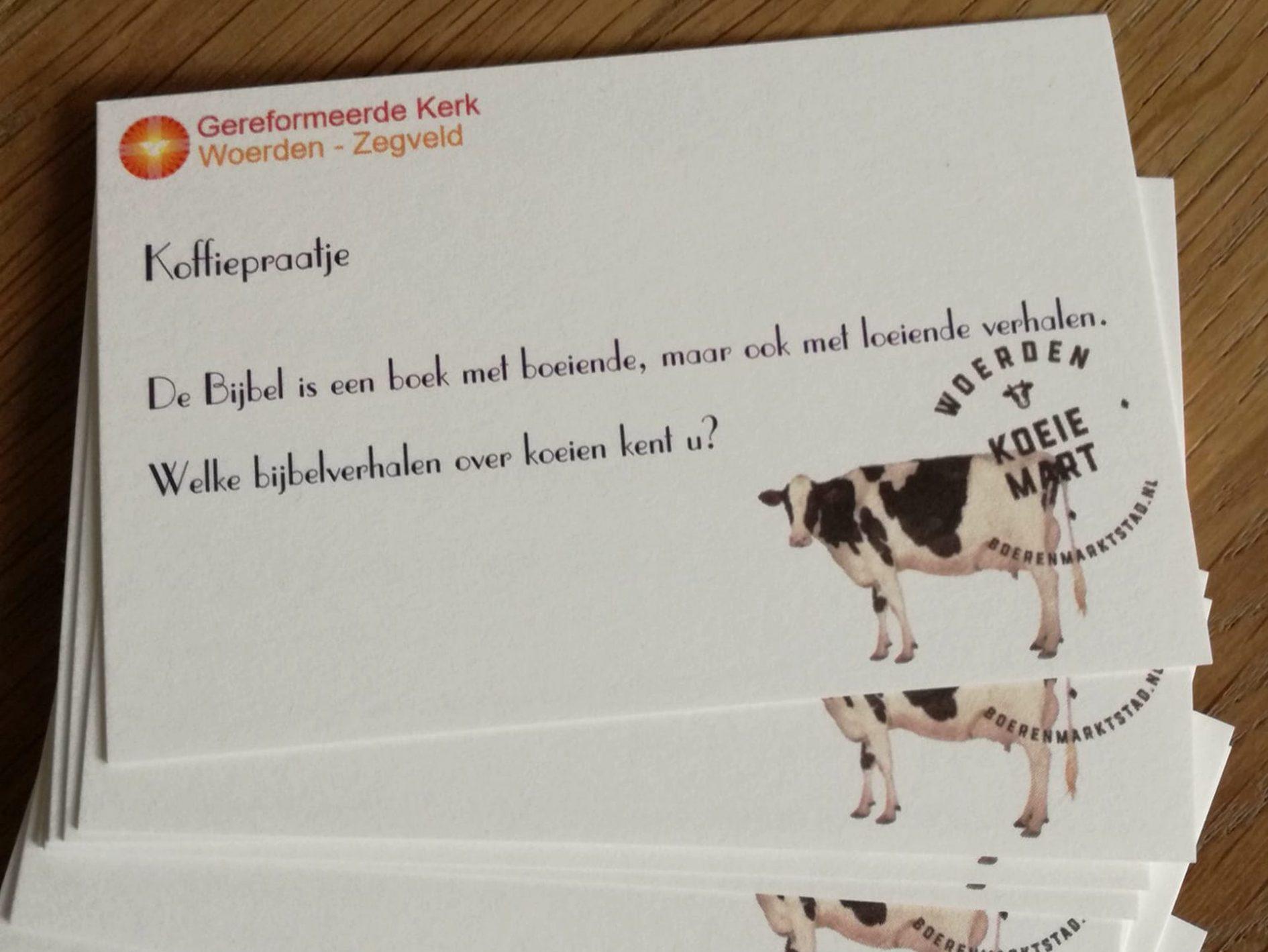 Gastvrijheid tijdens de koeiemart