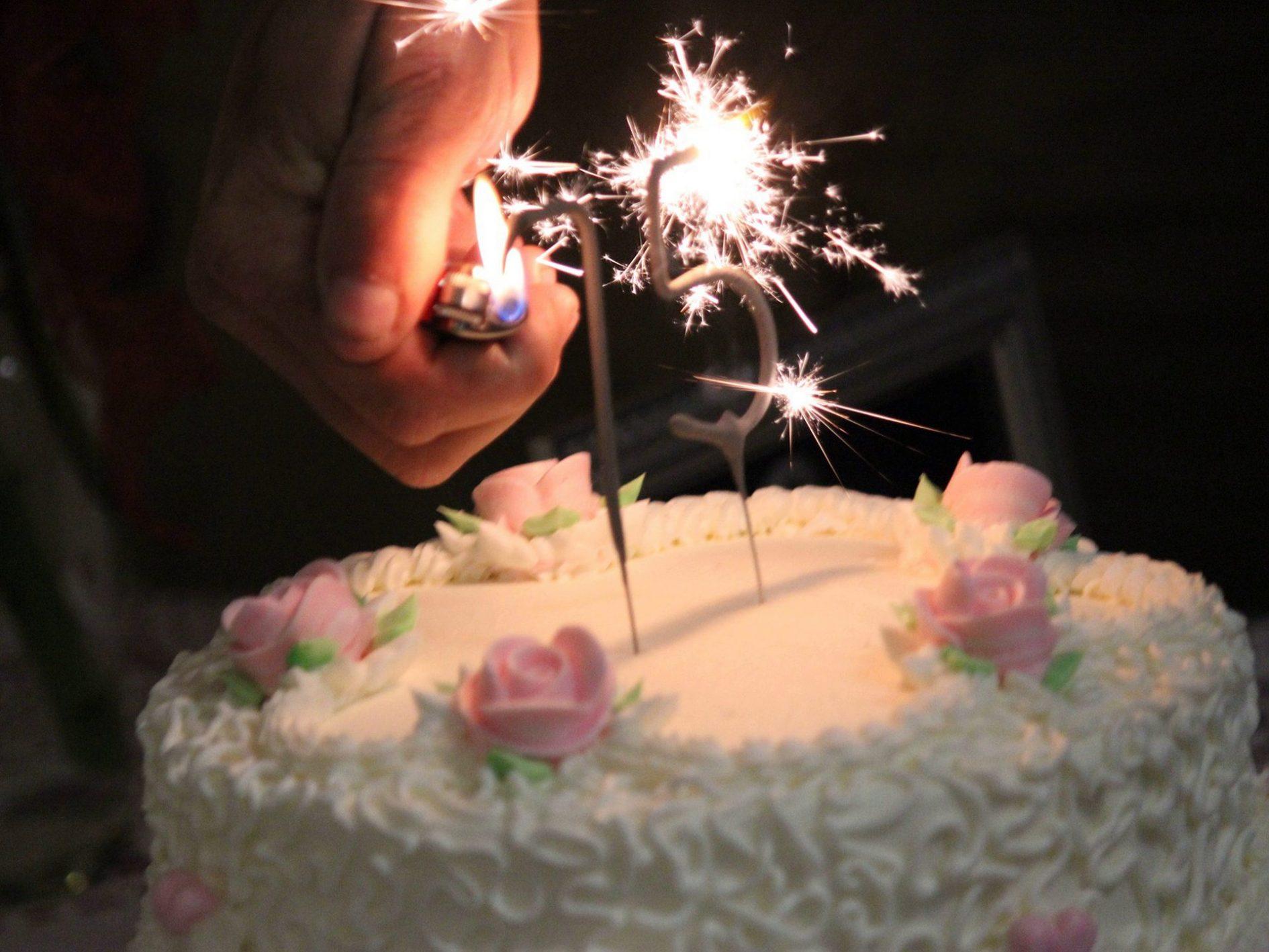 Gezellig verjaardagsfeestje voor alle nieuwe 75jarigen