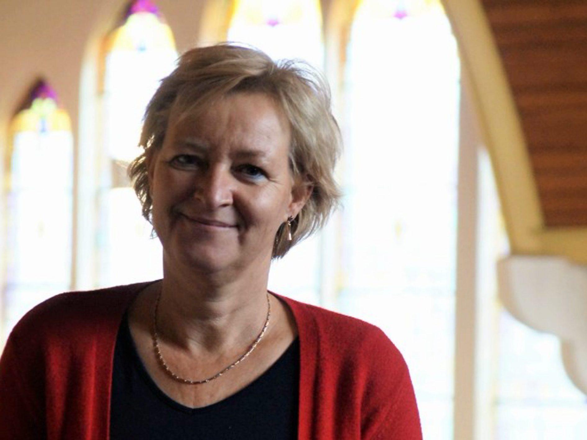 Zondag 2 december nemen we afscheid van onze wijkpredikant ds. Marianne Paas