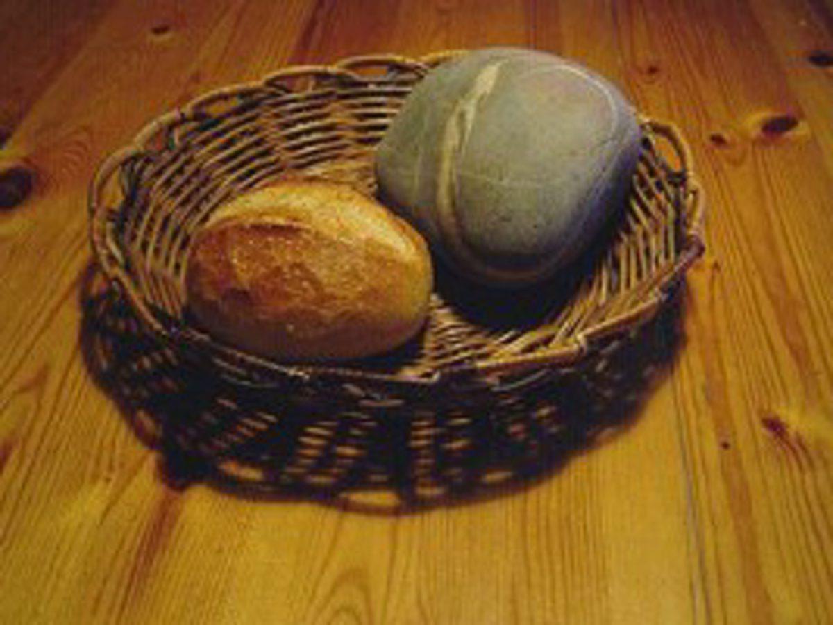 Blog: Stenen voor brood