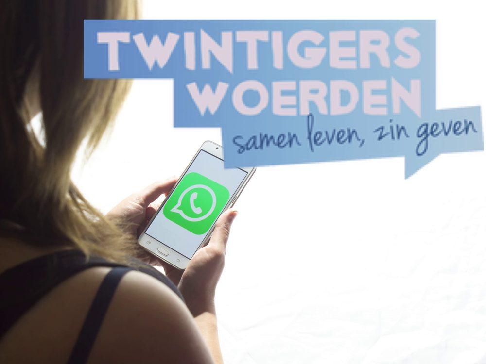 Speciale Whatsapp decemberservice Twintigers Woerden