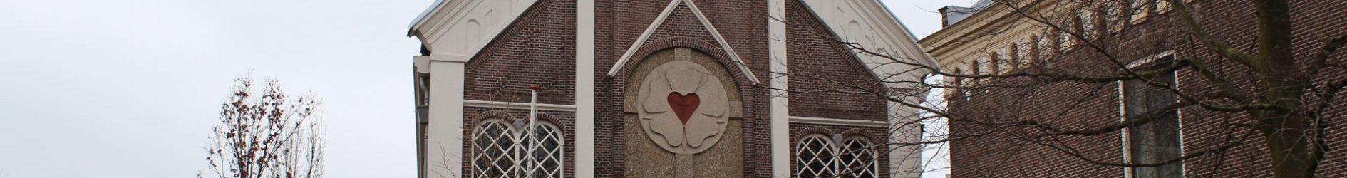 12 mei – Pelgrimage naar de Lutherse kerk in Bodegraven