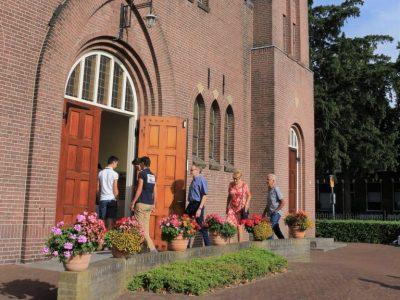 Viering 2e advent Opstandingskerk