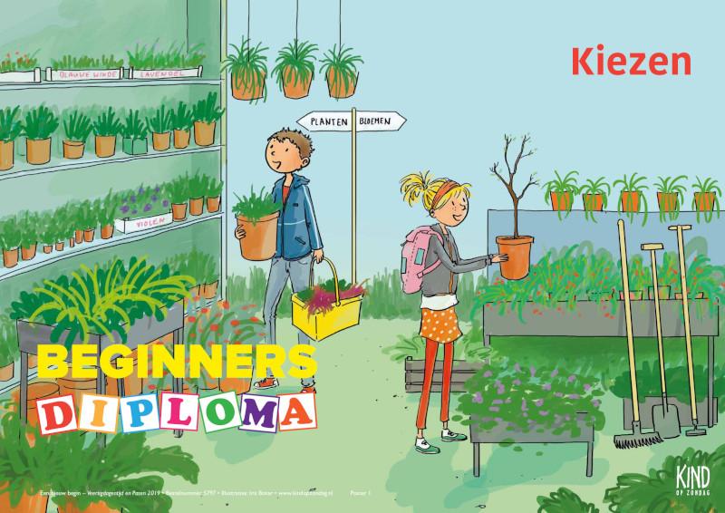 Kindernevendienstproject Opstandingskerk