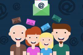 Nieuwe emailadressen