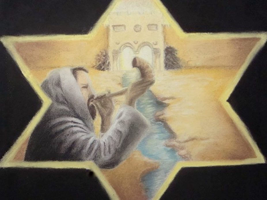 Blog: Bid voor SHALOM in Jeruzalem