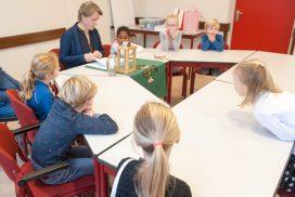 leiding voor de kindernevendienst