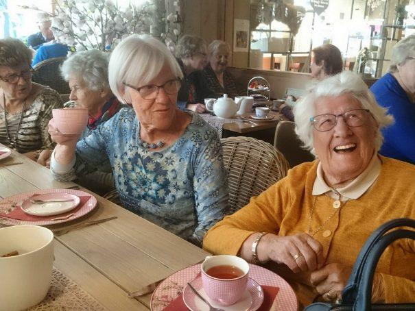 Een geslaagde middag voor onze oudere gemeenteleden