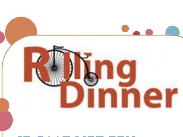 26 mei – rolling dinner voor alle jongeren