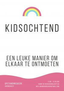 Kidsochtend Opstandingskerk