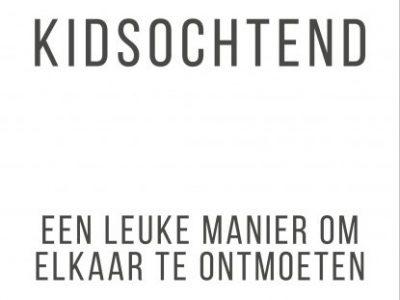 Kidsochtend