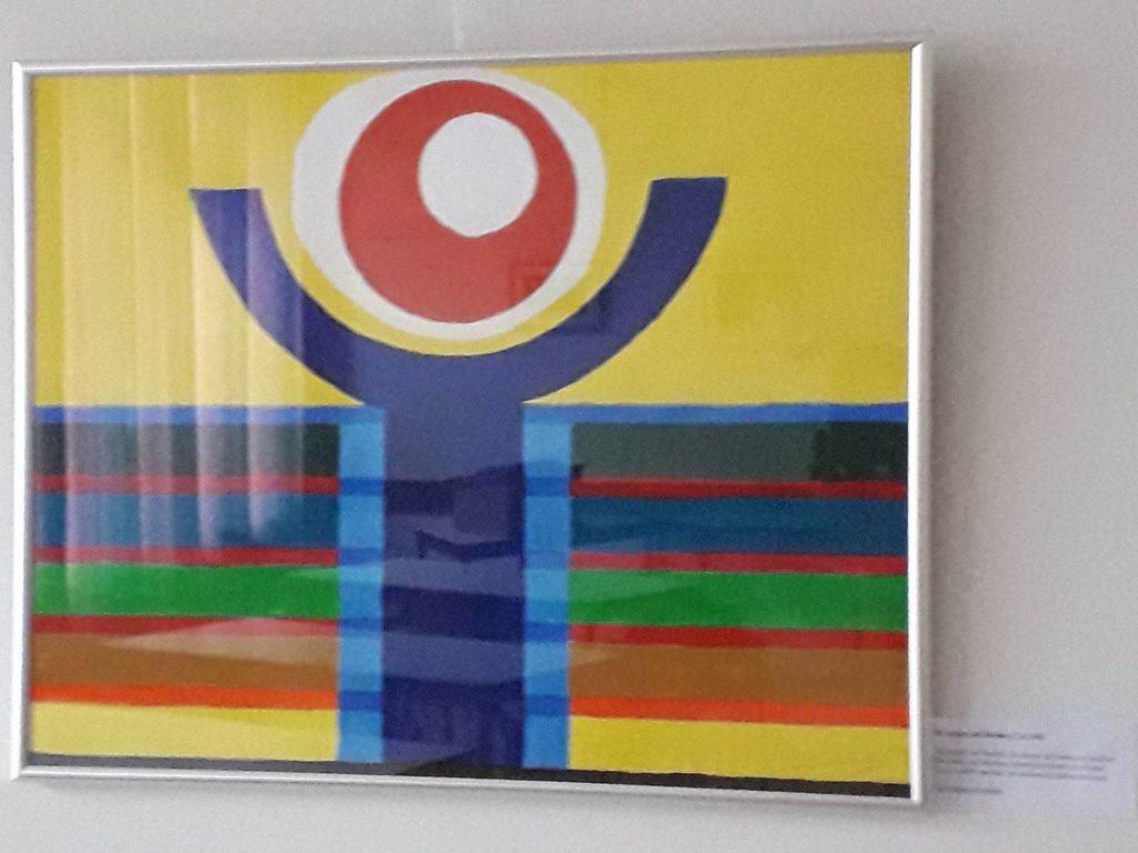 Bijbelse schilderkunst in de Kruiskerk