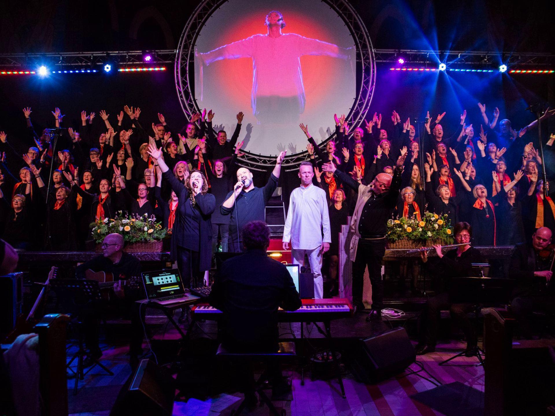5 okt Messiah de musical