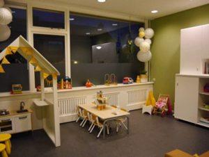 Nieuwe ruimte voor de jongste bezoekers van de Kruiskerk