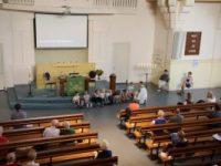 Morgendienst Opstandingskerk