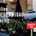 online GOEDE VRIJDAG-viering