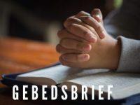 Nieuwe gebedsbrief