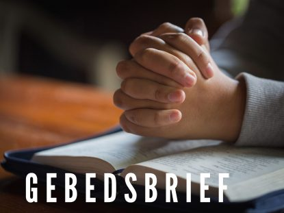 Gebedsbrief