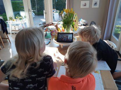 Zondagsbrief en kindernevendienst