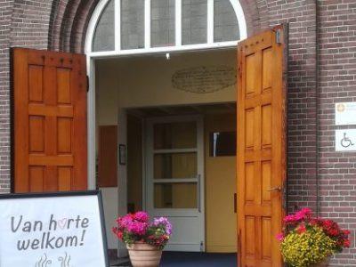 OPEN kerk KERK open