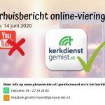 14 juni - Verhuizing van YouTube naar kerkdienstgemist