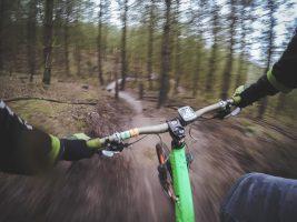 Mountainbiken met Jong Woerden