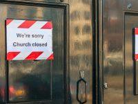 Komende weken blijven diensten nog enkel online te volgen