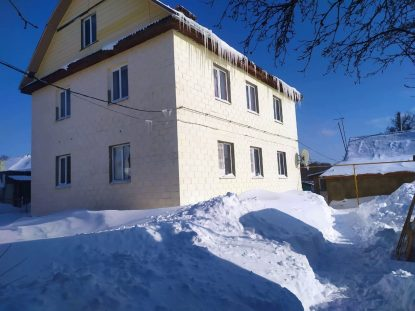 Bericht uit winters Rusland