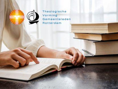 Inschrijving Theologische Vorming Geïnteresseerden  gestart