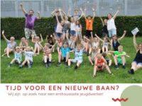 Gezocht: jeugdwerker met hart voor kinderen!