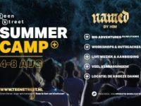 Vakantietip: TeenStreet Summercamp