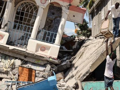 Extra collecte voor hulp aan Haïti