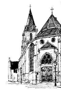 Kerkdienst Petruskerk