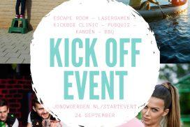Kick-off event tieners Jong Woerden