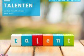 ZIN dienst 17 oktober: Talenten